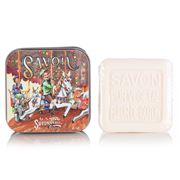 La Savonnerie De Nyons - Childrens Carousel Tinned Soap 100g