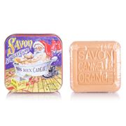 La Savonnerie De Nyons - Santa In Bath Tinned Soap 100g