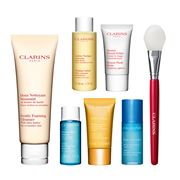 Clarins - Comfort Cleansing Set 7pce