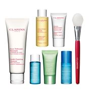 Clarins - Gentle Cleansing Set 7pce