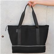 Prene Bags - The Sunday Bag Black