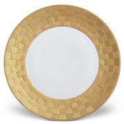 L'objet - Byzanteum Dinner Plate Gold