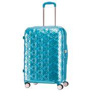 Samsonite - Theoni Expandable Spinner Case Turquoise 66cm