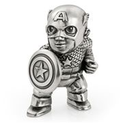 Royal Selangor - Marvel Captain America Miniature