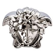 Rosenthal - Versace Break The Bank Moneybox Silver 14.5cm