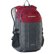 Caribee - Triple Peak Backpack Merlot Red 26L