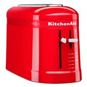 KitchenAid - 100 Year Queen Of Hearts 2 Slice Toaster P/Red