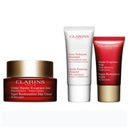 Clarins - Super Restorative Skin Trio Set 3pce