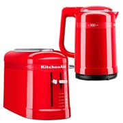 KitchenAid - 100 Year Queen Of Hearts Kettle & Toaster Set