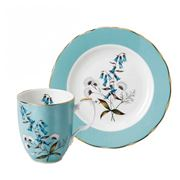 Royal Albert - 100 Years Festival Mug & Plate Set 2pce