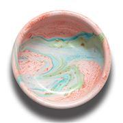 Bornn - Marble Enamel Bowl Blush 13.5cm