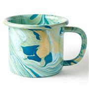 Bornn - Marble Mug Mint 300ml