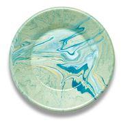 Bornn - Marble Flat Plate Mint 21cm