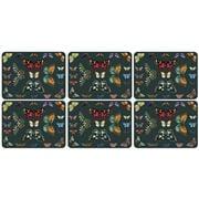 Pimpernel - Botanic Garden Harmony Placemats Set 6pce
