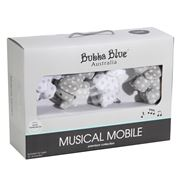 Bubba Blue - Petit Elephant Musical Mobile