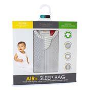 Bubba Blue - Air+ Sleep Bag Grey 3-12 Months