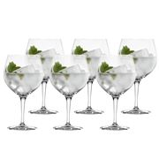 Spiegelau - BBQ & Drinks Gin & Tonic Glass Set 6pce
