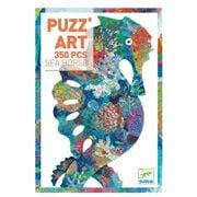 Djeco - Puzz' Art Sea Horse Puzzle 350pce