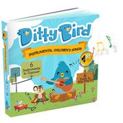 Ditty Bird - Instrumental Childrens Songs Book