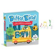 Ditty Bird - Childrens Songs Book