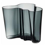 iittala - Alvar Aalto Vase Dark Grey 16cm