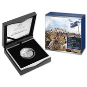 RA Mint - Mutiny and Rebellion Eureka Stockade 1854 $5 Coin