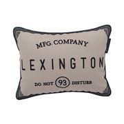 Lexington - Hotel Do Not Disturb Sham Beige 30x40cm