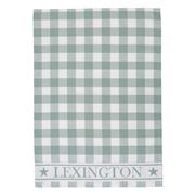 Lexington - 5 Star Kitchen Towel Gingham Green/White 50x70cm