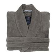 Lexington - Hotel Velour Robe Grey Medium