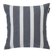 Lexington - Wide Stripe Sham Cushion Blue & White 50x50cm