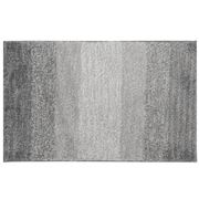 Bas Phillips - Ombre Microfibre Bath Mat Grey 50x80cm