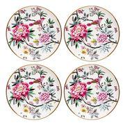 Ashdene - Jardin Peony Side Plate Set 4pce