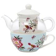 Ashdene - Jardin Peony Tea For One