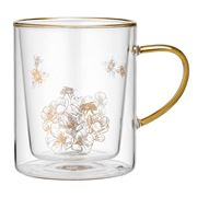 Ashdene - Honey Bee Double Walled Mug