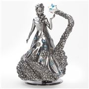 Royal Selangor - Limited Edition Disney Elsa Music Carousel
