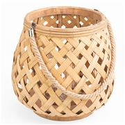 Luxe By Peter's - Lantern Bamboo Semussac 29cm