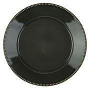 Costa Nova - LUZIA Salad Plate Dark Grey 23cm