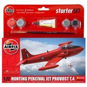 Airfix - Hunting Percival Jet Provost T4 Starter Set
