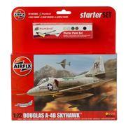 Airfix - Douglas A-4B Skyhawk Model Starter Set