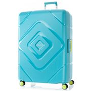 American Tourister - Trigard Spinner 79cm Scuba Blue/Yellow