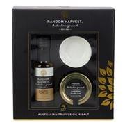 Random Harvest - Australian Truffle Oil & Salt Pack 3pce