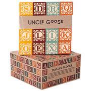 Uncle Goose - Italian Blocks Set 28pce