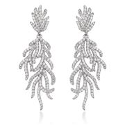 Steven Khalil - Wisteria Drop Earrings
