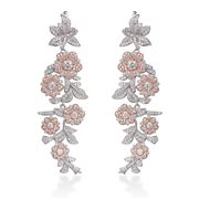 Steven Khalil - Flora Drop Earrings
