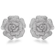 Steven Khalil - Sonnet Cluster Earrings