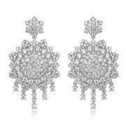 Steven Khalil - Eternity Chandelier Earrings