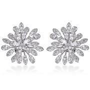 Steven Khalil - Mara Cluster Earrings