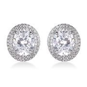Steven Khalil - Luella Cluster Earrings