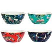 Portmeirion - Sara Miller Tahiti  Cereal Bowl Set 15cm 4pce