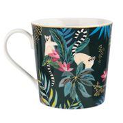 Portmeirion - Sara Miller Tahiti Mug Lemur 340ml